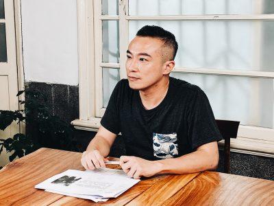 徐榕澤-壹間學校-影視課程講師-200部電影的超級化妝師