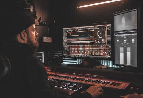 為聲音編劇──金獎音響設計師蘭迪.湯姆的大師之言(上)